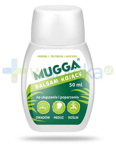 Mugga balsam kojący na ukąszenia owadów 50 ml