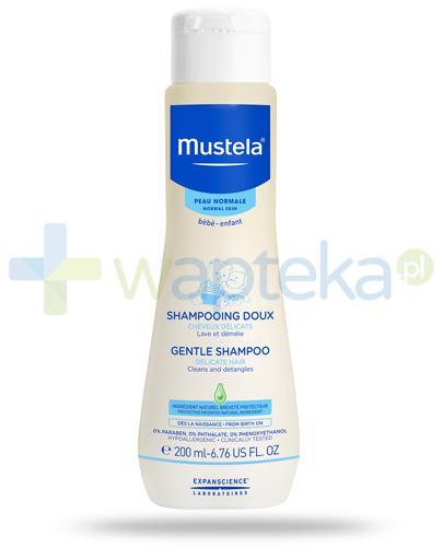 Mustela Bebe Enfant delikatny szampon dla dzieci 200 ml