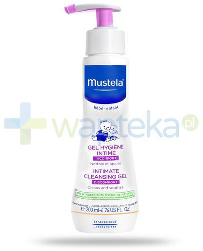 Mustela Bebe Enfant żel do higieny intymnej 200 ml