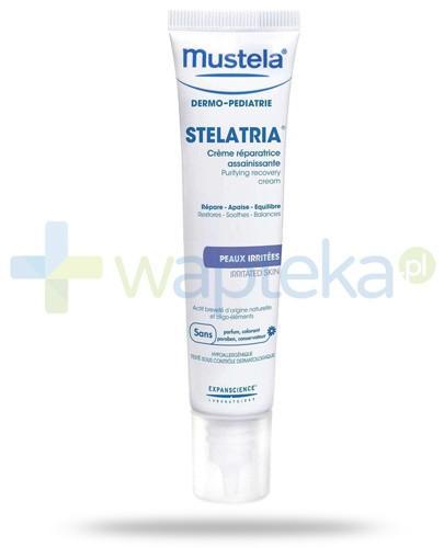 Mustela Stelatria krem naprawczy 40 ml