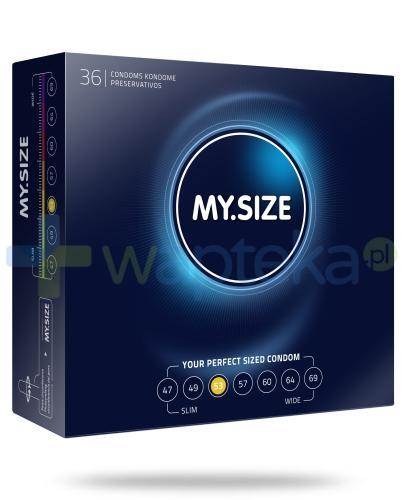 MY.SIZE 53 prezerwatywy 36 sztuk