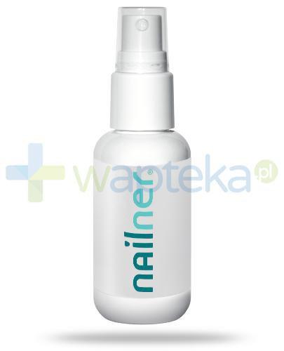 Nailner Spray XXL przeciw grzybicy paznokci 35 ml [Data ważności 30-09-2018]