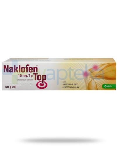 Naklofen Top 10mg/1g żel 60 g