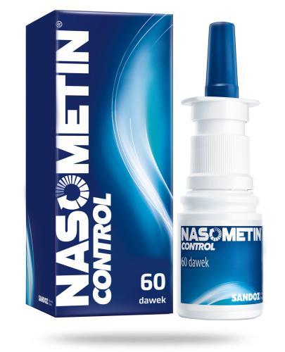Nasometin Control aerozol 10 g 60 dawek