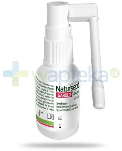 NaturSept Gardło spray 30 ml