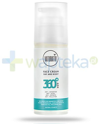 Naturativ AOX 360 Face Cream krem do twarzy o wielokierunkowym działaniu 100 ml
