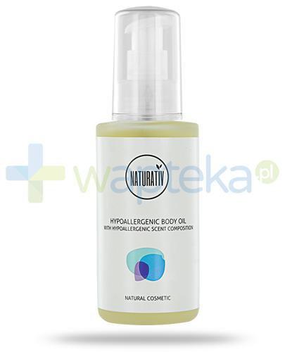 Naturativ Hypoallergenic Body Oil hipoalergiczny olejek do ciała 125 ml