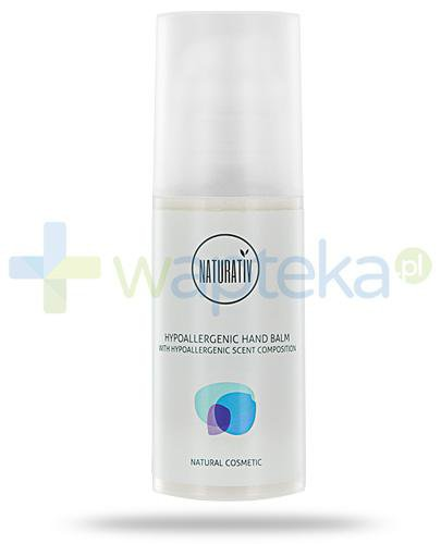 Naturativ Hypoallergenic Hand Balm hipoalergiczny balsam do rąk 100 ml