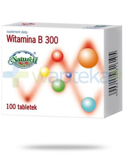 Naturell witamina B 300 100 tabletek