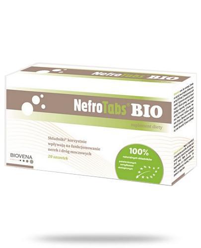 NefroTabs Bio 20 saszetek