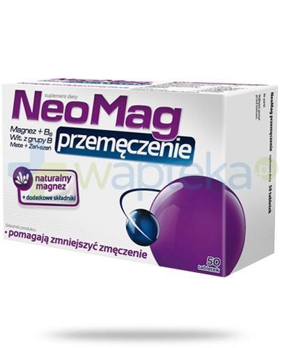 Neomag Przemęczenie 50 tabletek