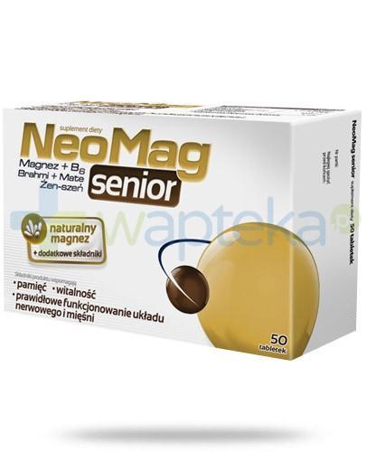 Neomag Senior 50 tabletek