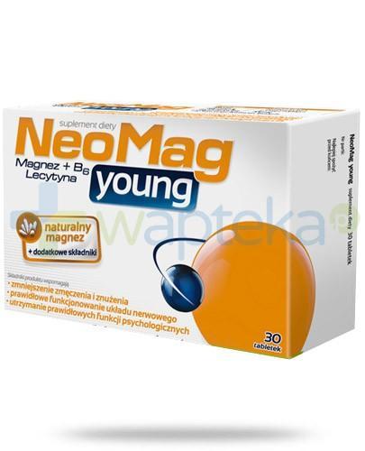 Neomag Young 30 tabletek