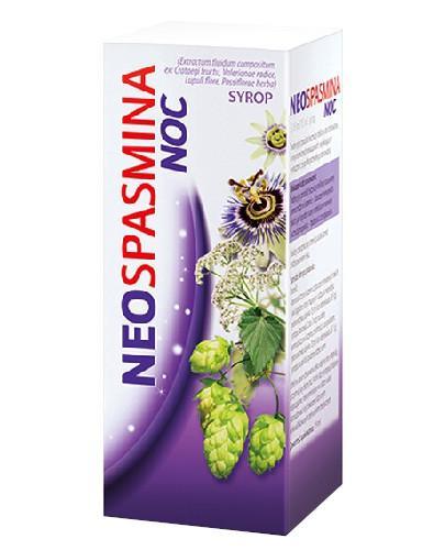 Neospasmina Noc syrop 119 ml