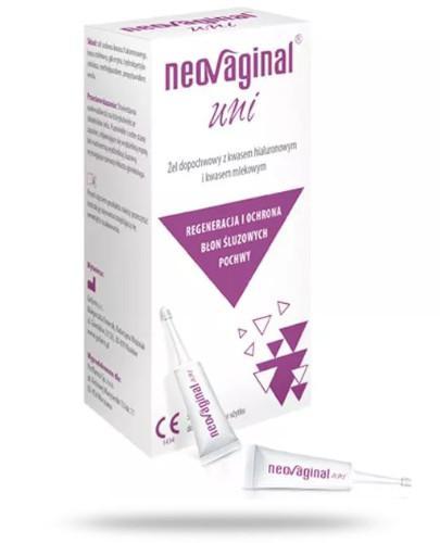 NeoVaginal Uni żel dopochwowy 5x 5 ml
