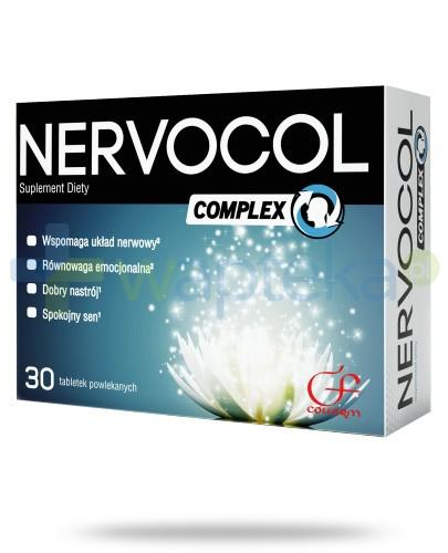 NervoCol Complex 30 tabletek