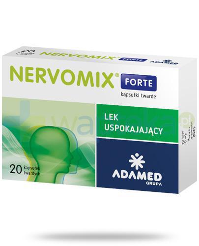 Nervomix Forte 20 kapsułek