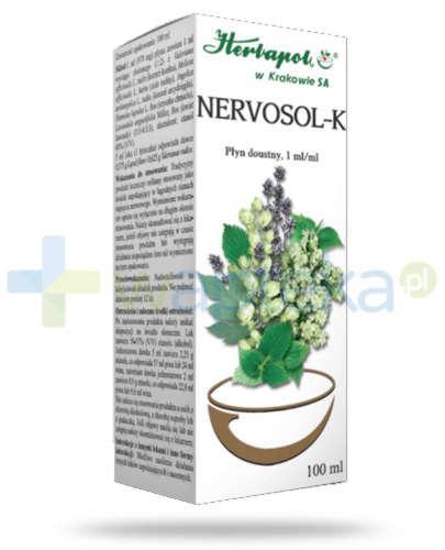 Nervosol K płyn doustny 100 ml