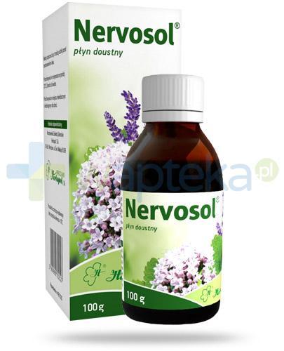 Nervosol płyn doustny 100 g