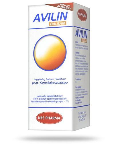 Nes Pharma Avilin balsam Szostakowskiego 100 ml