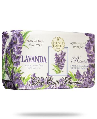 Nesti Dante Dei Colli Fiorentini Lavanda naturalne mydło toaletowe 250 g