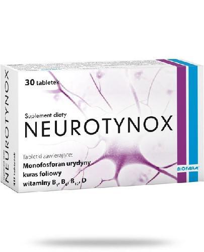 Neurotynox 30 tabletek