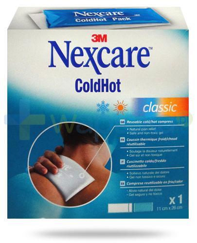 Nexcare Cold Hot Classic Pack zimno-ciepły okład 11cm x 26cm 1 sztuka