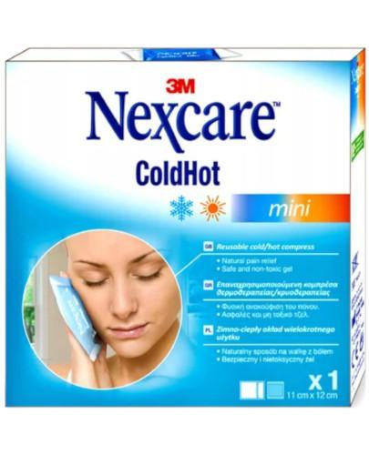 Nexcare Cold Hot Mini Pack zimno-ciepły okład 11cm x 12cm 1 sztuka