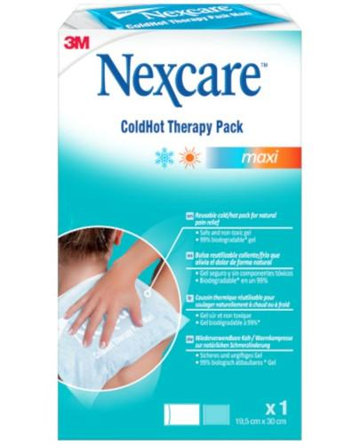 Nexcare ColdHot Maxi Pack zimno-ciepły okład 19,5cm x 30cm 1 sztuka