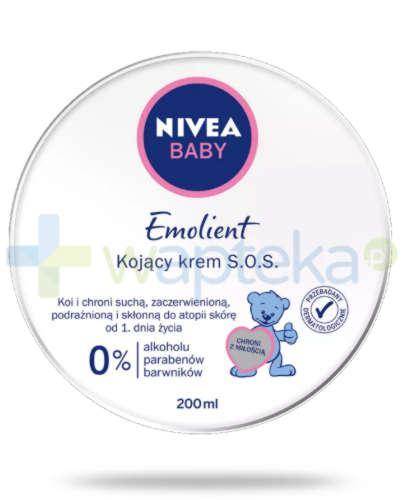 Nivea Baby Pure&Sensitive krem SOS 150 ml