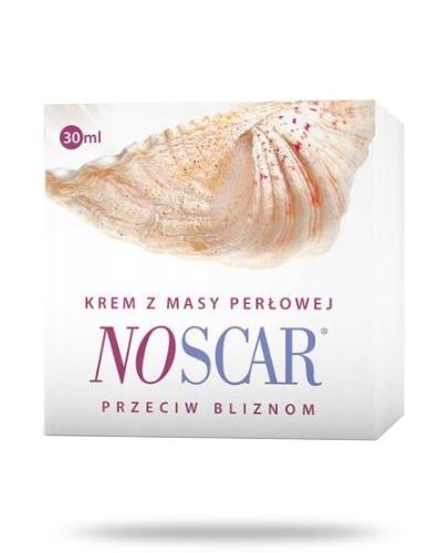 No-Scar krem z masy perłowej na blizny 30 ml