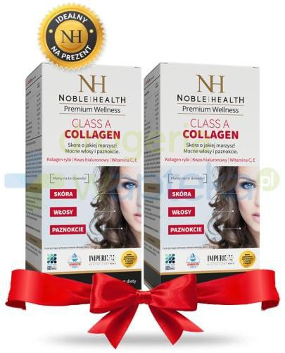 Noble Health Class A Collagen kolagen 2x 90 tabletek [DWUPAK]