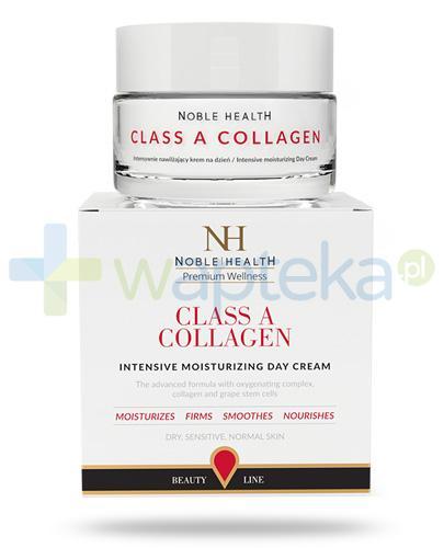 Noble Health Class A Collagen krem intensywnie nawilżający na dzień 50 ml