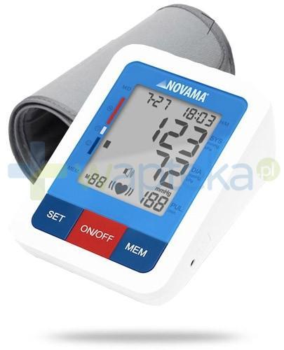 Novama Comfort cieśnieniomierz automatyczny naramienny 1 sztuka  - [WYPRZEDAŻ]