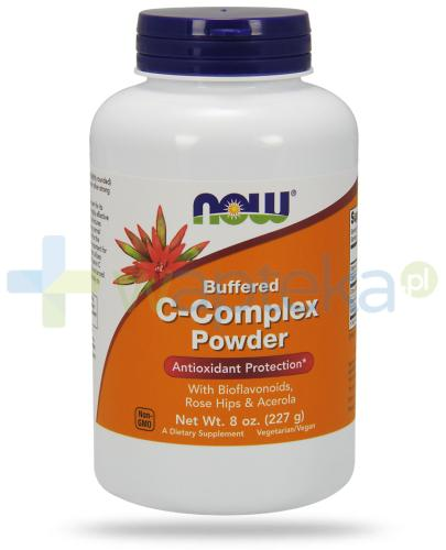 NOW Foods C-Complex Powder Buffered 227 g