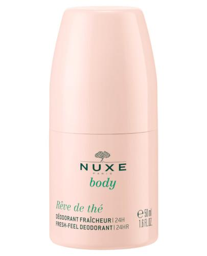 Nuxe Body Reve de The dezodorant roll-on 24 godzinna świeżość 50 ml