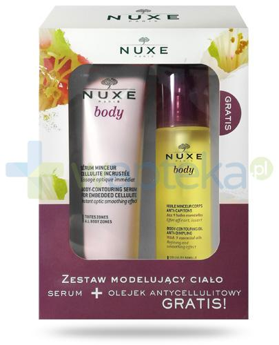 Nuxe Body, zestaw modelujący ciało [ZESTAW]