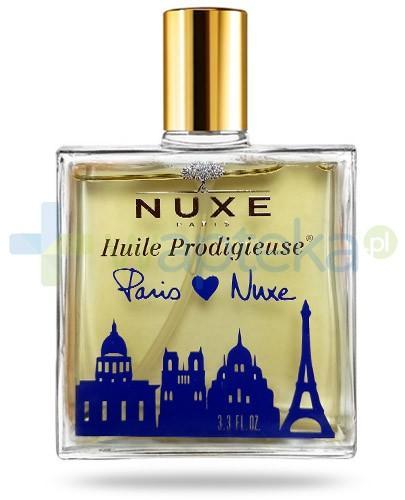 Nuxe Huile Prodigieuse suchy olejek do pielęgnacji twarzy, ciała i włosów 100 ml  [Stara formuła]