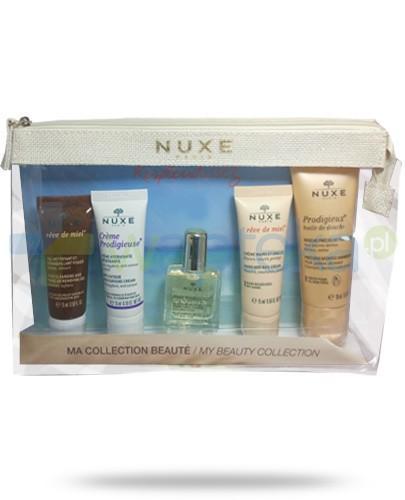 Nuxe My Beauty Collection 2017 kolekcja 5 kosmetyków + kosmetyczka