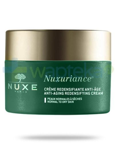 Nuxe Nuxuriance emulsja przeciwzmarszczkowa przywracająca gęstość skóry mieszanej 50 ml