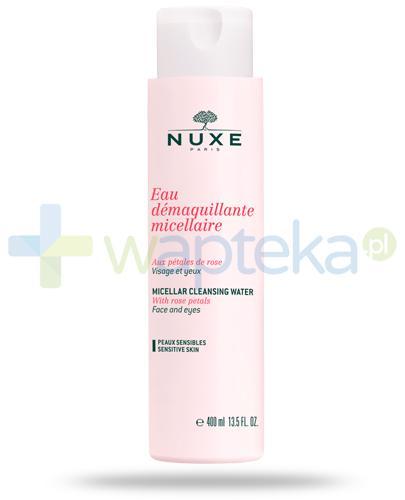 Nuxe Płatki róży woda micelarna 400 ml