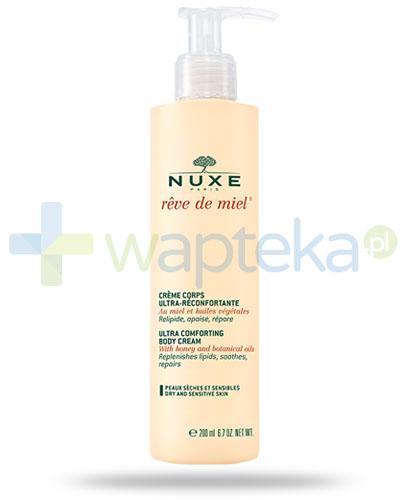 Nuxe Reve de Miel Creme Corps ultrakomfortowy balsam do ciała 200 ml