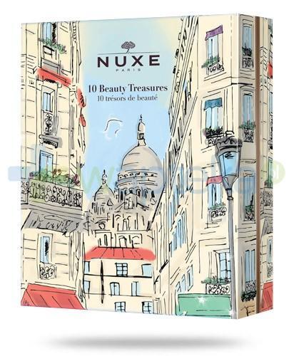 Nuxe Unveil Beauty Treasures ZESTAW skarby piękna 10 produktów