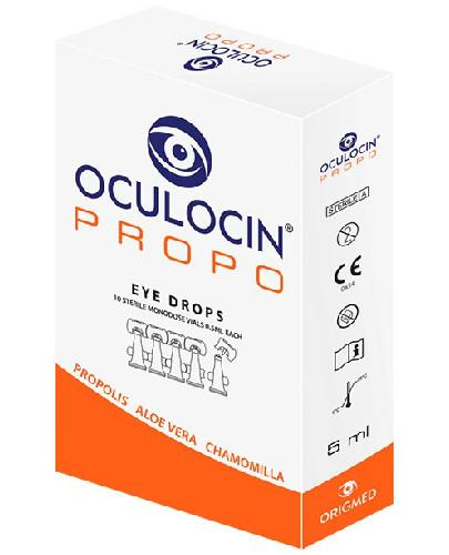 Oculocin Propo krople do oczu 10 min. 0,5 ml