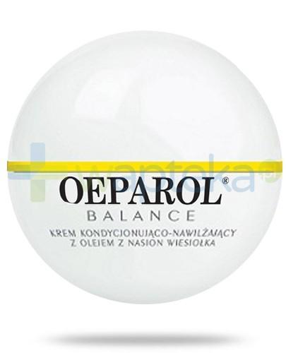 Oeparol Balance krem kondycjonujco-nawilżający 50 ml + masło do ciała z ceramidami 200 ml GRATIS!