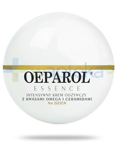 Oeparol Essence intensywny krem odżywczy z kwasami omega i ceramidami na dzień 50 ml + masło do ciała z ceramidami 200 ml GRATIS!