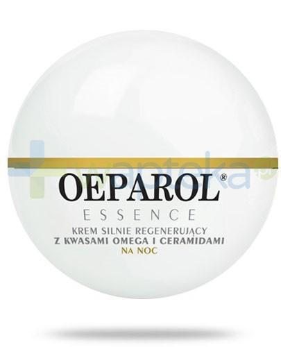 Oeparol Essence silnie regenerujący krem z kwasami omega i ceramidami na noc 50 ml