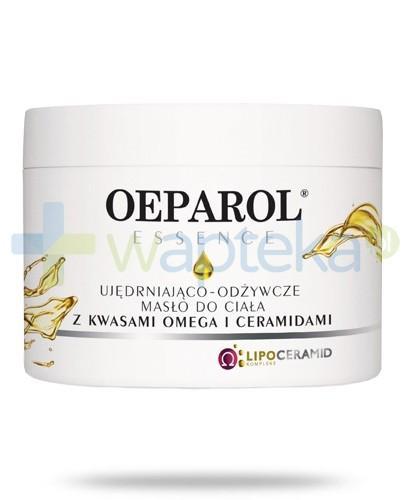 Oeparol Essence ujędrniająco-odżywcze masło do ciała z kwasami omega i ceramidami 200 ml + Oeparol Stimulance krem 50 ml  [GRATIS]