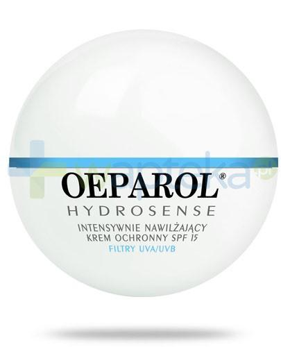Oeparol Hydrosense ochronny krem SPF15 intensywnie nawilżający 50 ml