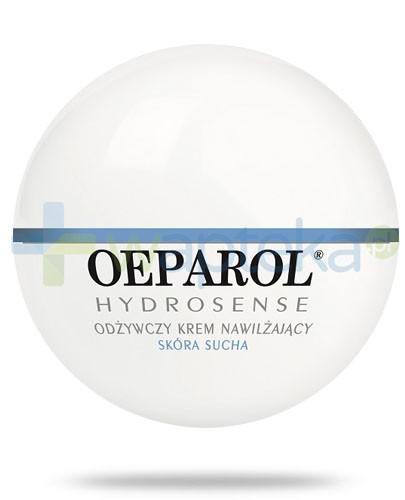 Oeparol Hydrosense odżywczy krem nawilżający do skóry suchej 50 ml + masło do ciała z ceramidami 200 ml GRATIS!